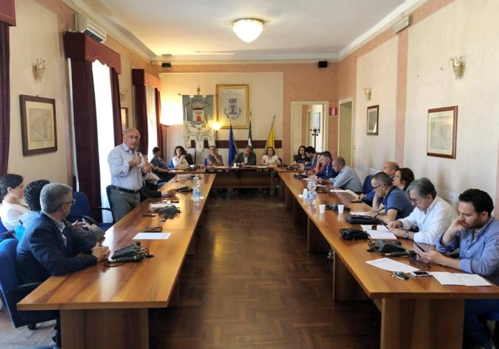 riunione sindaci ospedale1