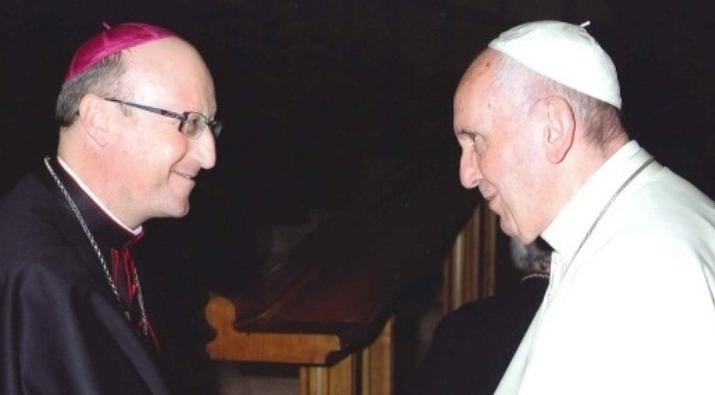 Copia di Papa Francesco con Giombanco ° 1 890x395 1