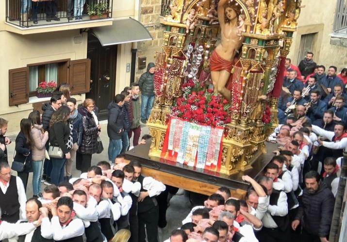 processione gennaio