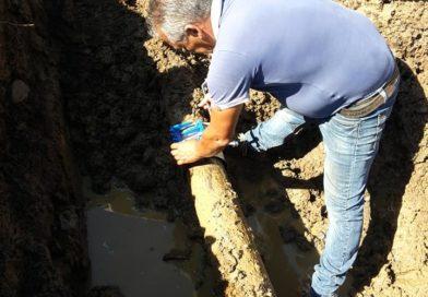 Mistretta, riparato guasto alla rete idrica, intanto molti punti del paese a secco.