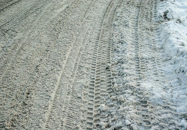 strada ghiacciata mistretta