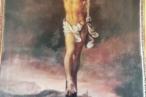 cristo in croce di Lorenzo DAntoni