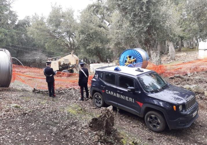 CC CARONIA sul Luogo incidente