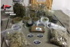 Droga sequestrata Carabinieri Patti